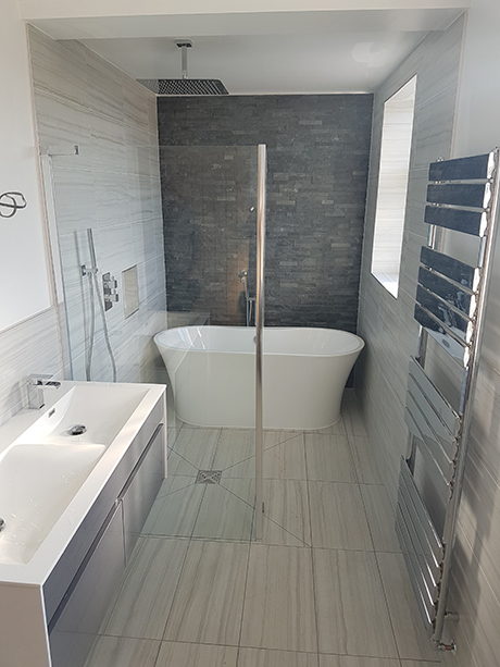 Inspired Bathrooms Design and Installation