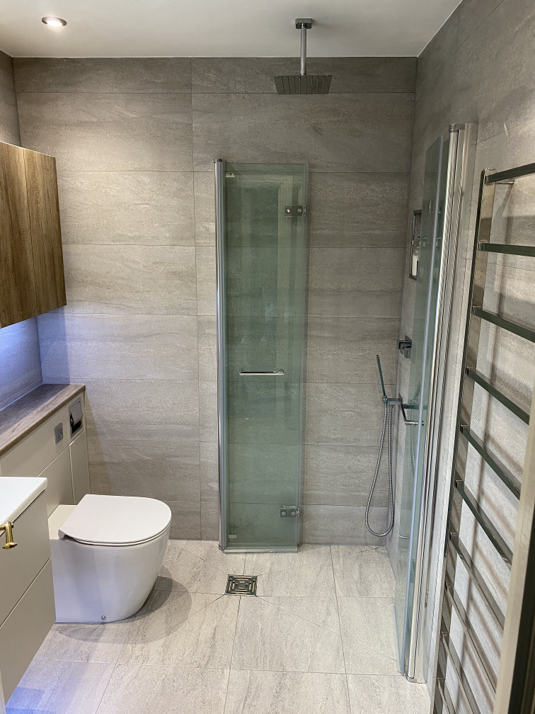 Inspired Bathrooms Wet Room Design and Installation