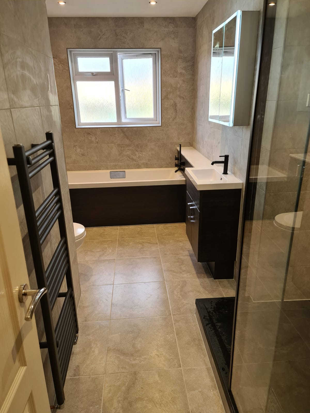 Inspired Bathrooms Fitting and Installation